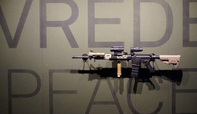 Vrede met wapen, Nationaal Militair Museum, Soest van Maurits Bredius