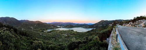 Landschap in Istrië