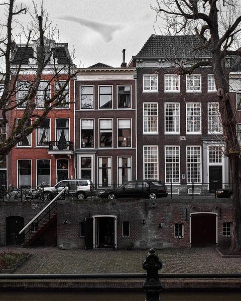 Buildings in Utrecht von Kim de Been
