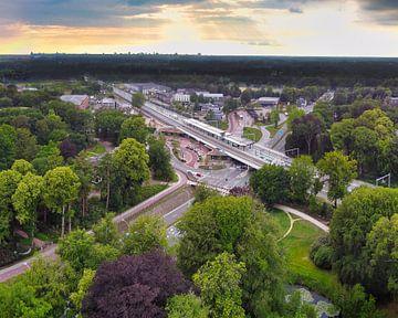 Bahnhof Driebergen Zeist von Mel Boas