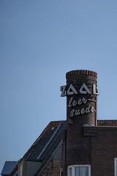Iconisch straatbeeld in Groningen van Foto's uit Groningen