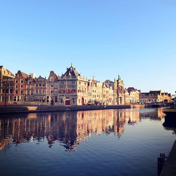 Haarlem aan het Spaarne van Kramers Photo