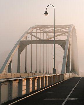 Wilhelmina-Brücke Deventer von Nick Boerkamp