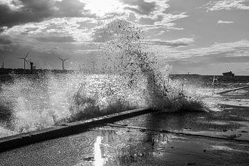 Storm Hoek van Holland van Patrick Löbler