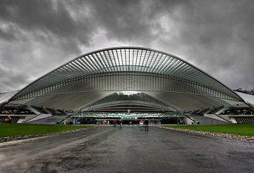 Station Luik-Guillemins  van Liesbeth   Li-Fotografie