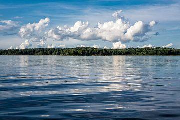Archipelago on the Baltic Sea coast van