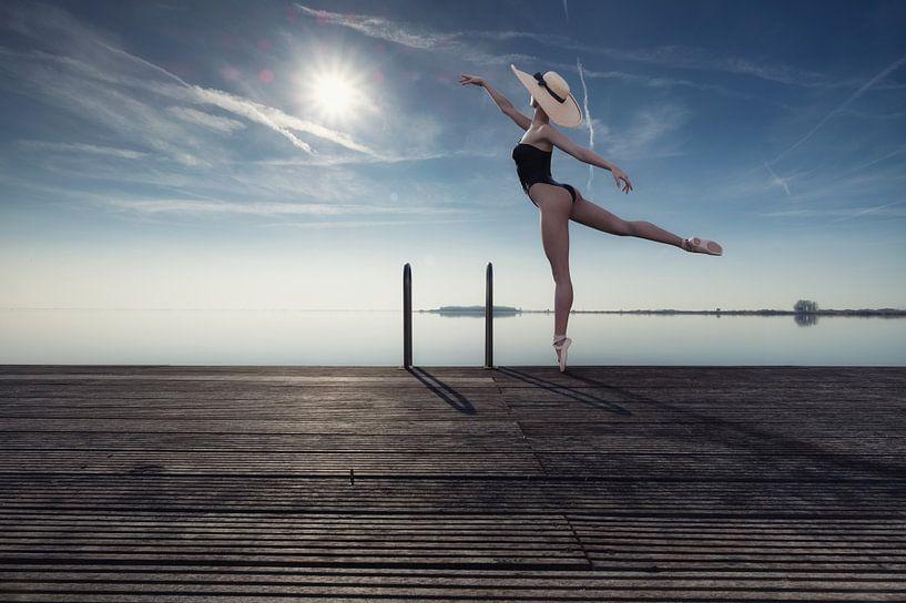 Windloses Ballett von Arjen Roos