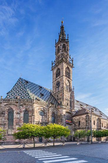BOLZANO Cathedral van Melanie Viola