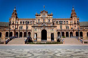 Koninklijk paleis in Sevilla