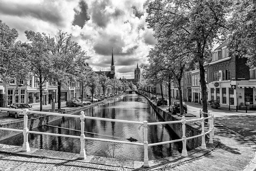 Noordeinde Delft. van Don Fonzarelli