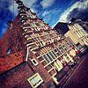 Nederland, Galgenwater, Leiden: Stadstimmerwerf van Djai van Nieuwenhoven thumbnail