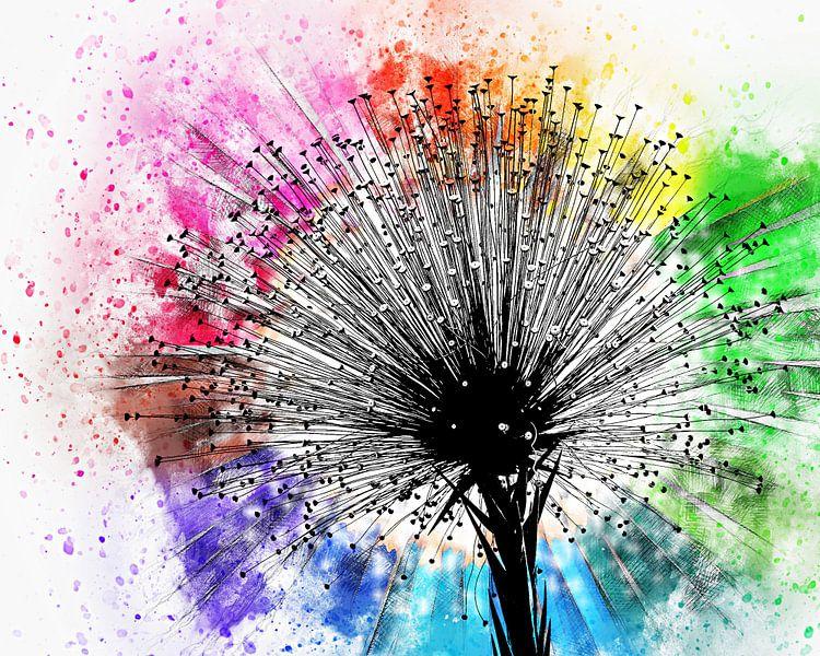 Flower six von PictureWork - Digital artist
