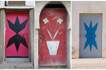 Marokkaanse deuren 2 van Andrew Chang