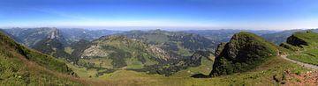 Panorama Österreich von Hans van Oort