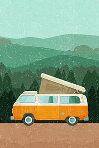 The Van Adventure