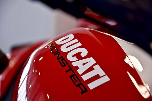 Ducati Monster van