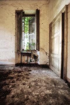 Schulbank 1 von Kirsten Scholten