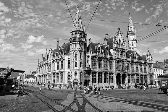 Oude postkantoor Gent van  Danny Vroemen