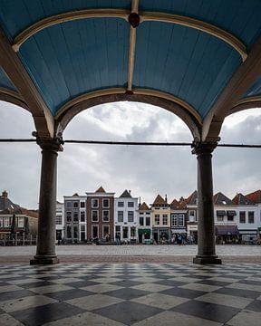 Die Altstadt von Zierikzee von OCEANVOLTA
