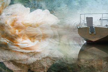 Blumenboot von Johannes Schotanus