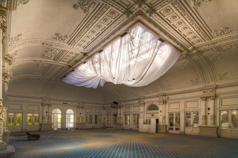 De vergeten danszaal van Truus Nijland
