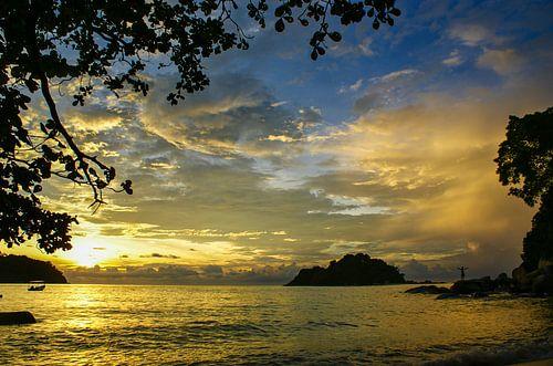 Kleurenexplosie bij Pulau Pangkor