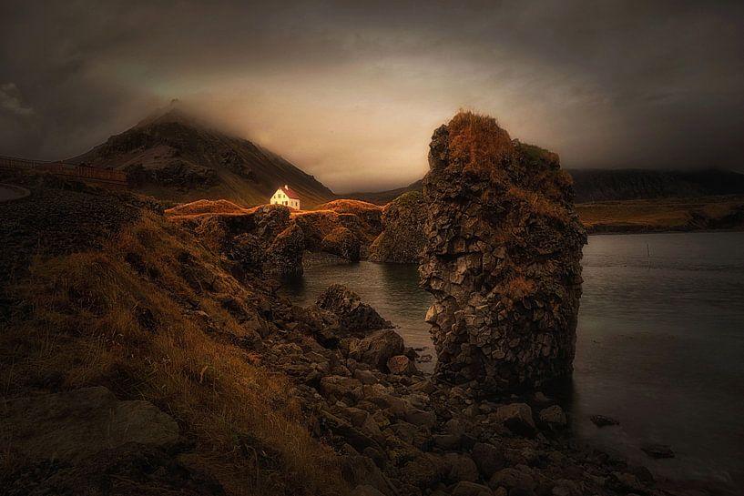 Magisch IJsland van Saskia Dingemans