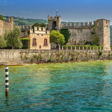 TORRI DEL BENACO Scaliger Castel sur