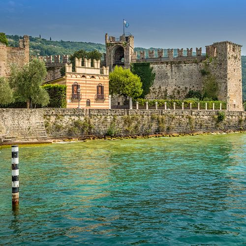 TORRI DEL BENACO Scaliger Castel