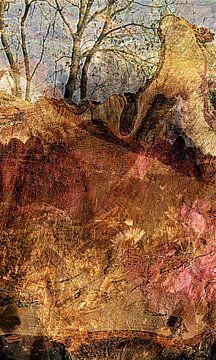 Baum des Lebens von Anita Snik-Broeken