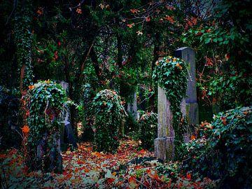 Friedhof 02 von Ilona Picha-Höberth