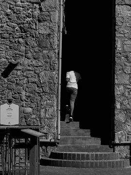 Nach oben gehen von Jean Pierre Vlaun