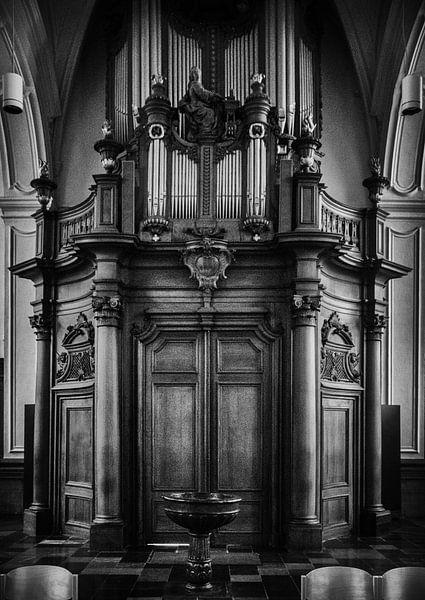 orgel van emiel schalck