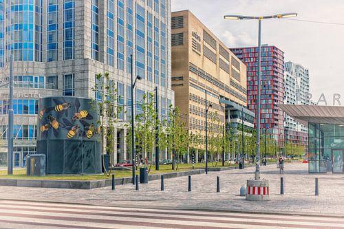 Kruisplein Rotterdam van