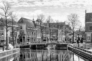 Alkmaar im Winter von Barbara Brolsma