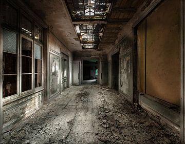 Der dunkle Raum von Olivier Van Cauwelaert