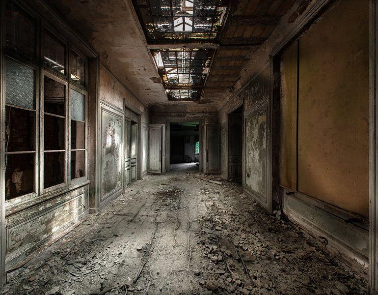Der dunkle Raum von Olivier Photography