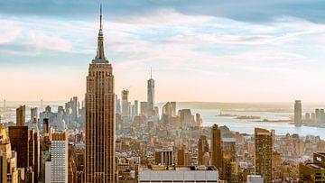 Empire State New York van Freek van den Bergh