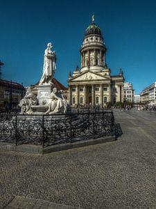 Schiller Denkmal van