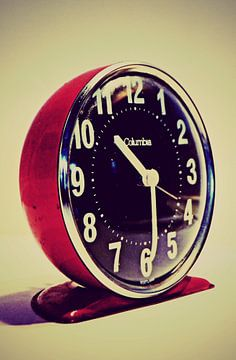 klok / clock / reveille van melissa demeunier