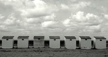 Beach Cabins von THEMISON hobby