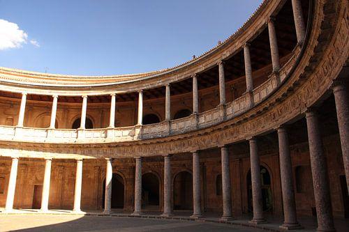 The Palacio San Carlos van