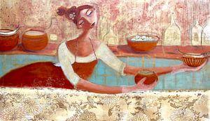 Keukenprinses van