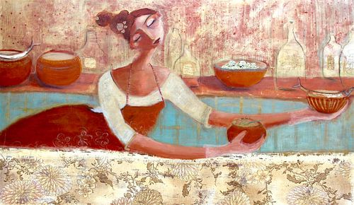 Keukenprinses van RAR Kramer