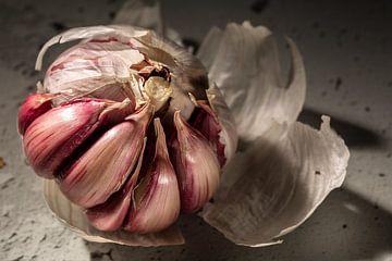 Knoblauchzwiebel von Herman IJssel BWPHOTO