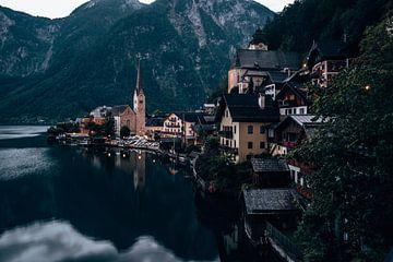 Hallstatt, Österreich, Europa von Marion Stoffels