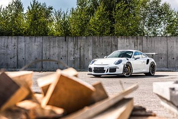 Porsche 911 GT3 RS van Bas Fransen