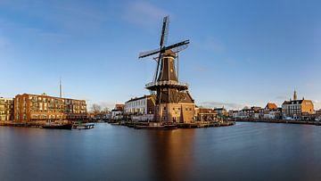 Windmühle De Adriaan, Haarlem, Niederlande von Adelheid Smitt