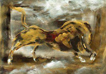 Golden Stier van Katarina Niksic