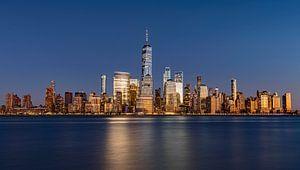 New York Panorama Zilver